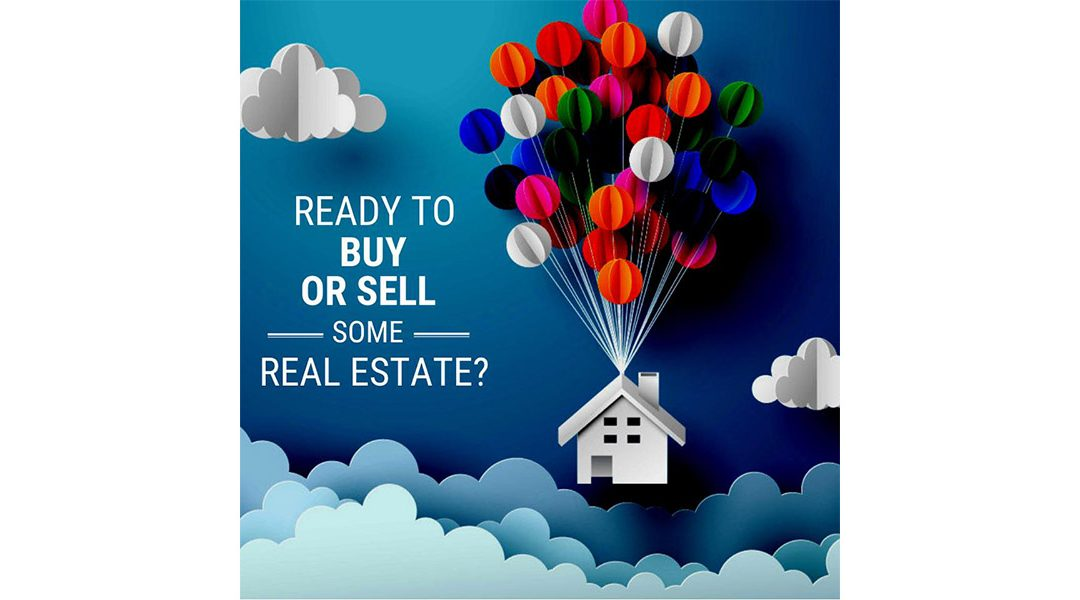 Ready To Buy Or Sell Some Real Estate?